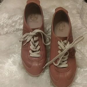 Tory Burch leather sneakers size 9